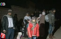 Số người chết đói tại Madaya lên tới hơn 30 người