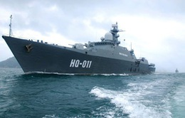 Chiến hạm Việt Nam dự lễ duyệt binh quốc tế