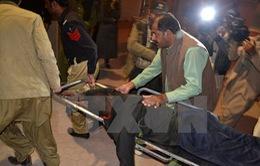 Kết thúc chiến dịch giải cứu con tin tại Học viện cảnh sát Pakistan