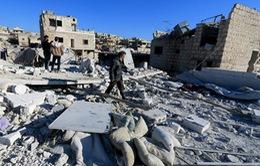 Cố vấn quân sự Nga thiệt mạng vì pháo kích tại Syria