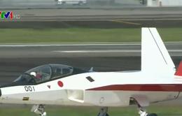 Chiến đấu cơ tàng hình X-2 của Nhật Bản bay thử thành công