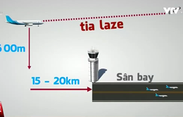 Máy bay bị chiếu lazer ở Nội Bài: Chưa phát hiện dấu hiệu phá hoại
