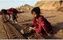 Tình trạng lao động trẻ em tại Iraq