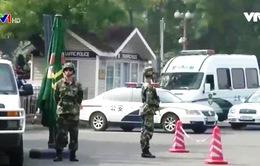 Bắc Kinh siết chặt an ninh dịp nghỉ lễ Quốc khánh Trung Quốc
