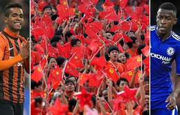 Tại sao nhiều ngôi sao thế giới chuyển đến Trung Quốc thi đấu?