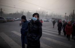 Ô nhiễm không khí nghiêm trọng tại Trung Quốc