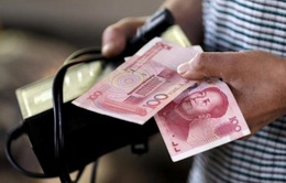 Dự trữ ngoại hối Trung Quốc tuột mốc 3.000 tỷ USD