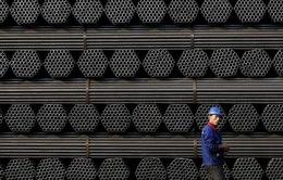 Trung Quốc bác bỏ việc gây ra khủng hoảng thừa ở ngành thép