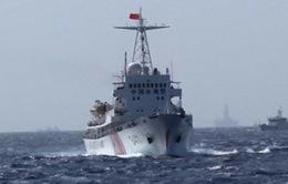 Tàu Trung Quốc đi vào vùng biển tranh chấp với Nhật Bản