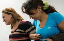 Gia tăng chứng bệnh đi khom lưng do muỗi tại Brazil