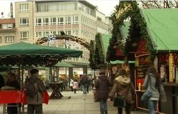 Doanh thu của chợ Giáng sinh tại châu Âu có thể sụt giảm vì lý do an ninh