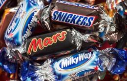 Thu hồi hàng loạt kẹo socola Snickers tại 55 quốc gia