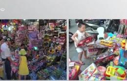 Cha mẹ nên lưu ý những gì khi mua đồ chơi cho trẻ?