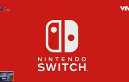 Switch - Thiết bị chơi điện tử cầm tay thế hệ mới