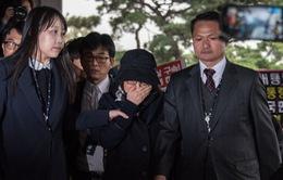 Hàn Quốc truy tố bà Choi Soon-sil