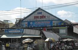 Kiểm tra các hộ kinh doanh hóa chất tại chợ Kim Biên, TP.HCM