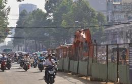 TP.HCM: Rút các lô cốt thi công trên Quốc lộ 50 vào 23/11