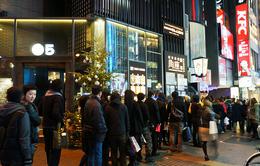 Người Nhật ăn món gì mừng Giáng sinh?
