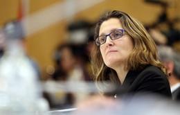 Canada chính thức dỡ bỏ lệnh trừng phạt Iran