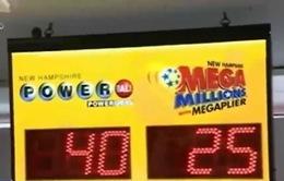 Mỹ: Giải thưởng Powerball trị giá 487 triệu USD đã có chủ