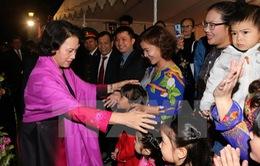 Chủ tịch Quốc hội gặp mặt cộng đồng người Việt tại Ấn Độ