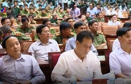 Chủ tịch nước tiếp xúc cử tri lực lượng vũ trang TP. Hồ Chí Minh