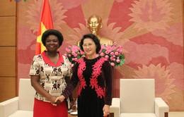 Chủ tịch Quốc hội tiếp Phó Chủ tịch Ngân hàng Thế giới