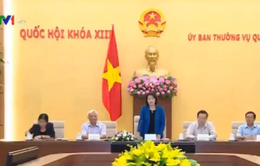 Chủ tịch Quốc hội gặp đại biểu Quốc hội tỉnh Quảng Ninh