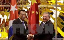 Trung Quốc ký thỏa thuận xóa nợ và cung cấp tín dụng cho Cuba
