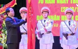Chủ tịch nước dự Lễ kỷ niệm 70 năm ngày Truyền thống Học viện An ninh nhân dân