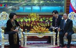 Trao đổi về nợ công giữa QH Việt Nam và QH Campuchia là rất thiết thực