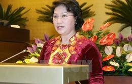 Chủ tịch Quốc hội thăm hữu nghị chính thức Lào