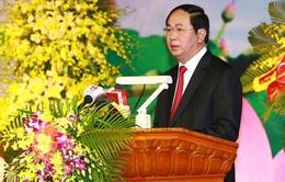 Chủ tịch nước gửi thư khen ngợi các lực lượng Quân đội và Công an