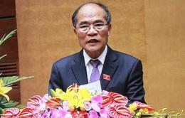 Toàn văn bài phát biểu khai mạc Kỳ họp thứ 11 của Chủ tịch Quốc hội Nguyễn Sinh Hùng