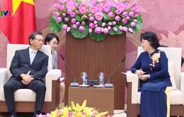 Tích cực thúc đẩy sự phát triển mối quan hệ Việt Nam - Nhật Bản