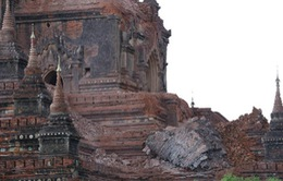 Động đất ở Myanmar: Ít nhất 3 người thiệt mạng, gần 200 chùa cổ bị phá hủy