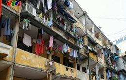 Hơn 50% chung cư ở TP.HCM có nguy cơ cháy nổ cao