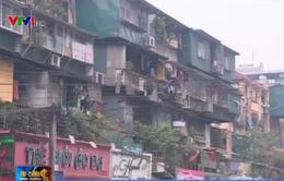 Hà Nội sắp hoàn tất kế hoạch cải tạo chung cư cũ