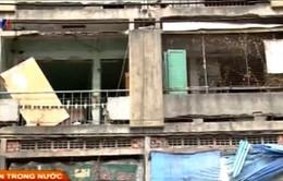 Nhiều khúc mắc trong việc di dời chung cư cũ tại TP.HCM