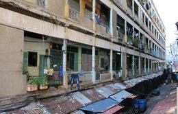 Hàng loạt DN tại TP.HCM muốn đầu tư cải tạo chung cư cũ
