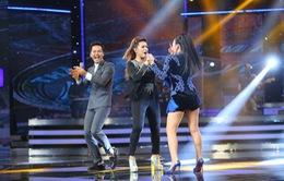 """Khoảnh khắc """"quậy"""" của Thu Minh và thí sinh ở CK Vietnam Idol"""