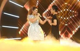 Chung kết Vietnam Idol: Việt Thắng và Janice Phương nắm tay song ca đầy ngọt ngào