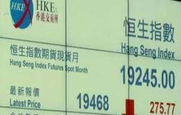 Chứng khoán châu Á ảm đạm trước lo ngại về giá dầu