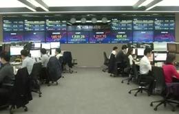 Chứng khoán châu Á đỏ sàn sau quyết định của ECB