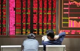 Chứng khoán Trung Quốc lại sập sàn