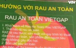 Bộ NN&PTNT phản hồi về tình trạng bán chứng nhận VietGAP