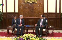 Việt Nam - Czech cần tăng cường trao đổi đoàn các cấp