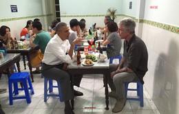 Bữa ăn của tổng thống Obama tại Hà Nội sẽ lên sóng CNN