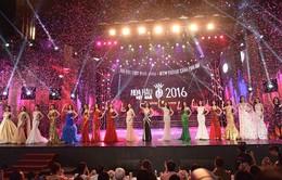 Xem lại đêm chung khảo Hoa hậu Việt Nam 2016 khu vực miền Nam