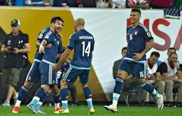 Copa America 2016, Mỹ 0-4 Argentina: Chức vô địch đã ở trước mặt Messi